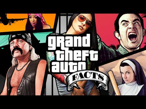 10 Facts About GTA