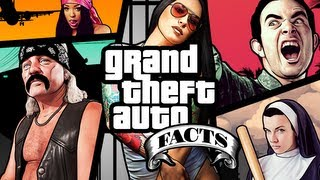 Repeat youtube video 10 Facts About GTA