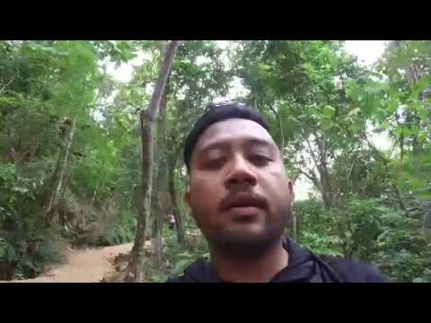 Hiking Up BROGA HILL, MALAYSIA!