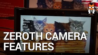 Qualcomm Zeroth Camera Feature Demo at MWC 2015