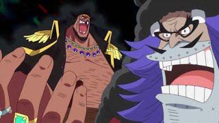 【海賊王】黑鬍子跟瓦爾波 代表動物都是河馬 毀滅磁鼓王國的原因 吞吞果實可能轉移