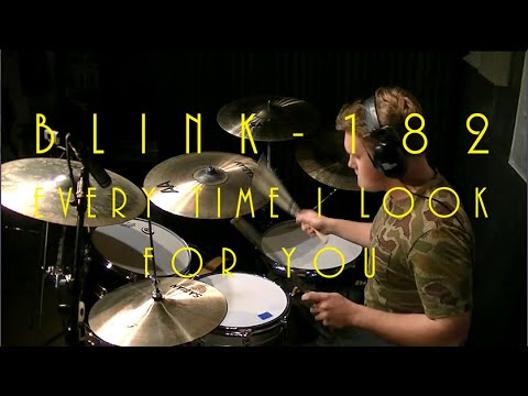 Blink-182 - Every Time I Look For You - Drum Cover by Rex Larkman