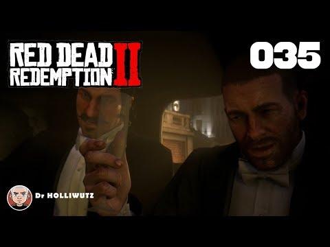 Red Dead Redemption 2 gameplay german #035 - Der goldene Käfig [XB1X] | Let's Play RDR 2