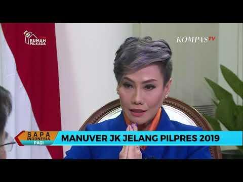 Manuver Jusuf Kalla Jelang Pilpres 2019