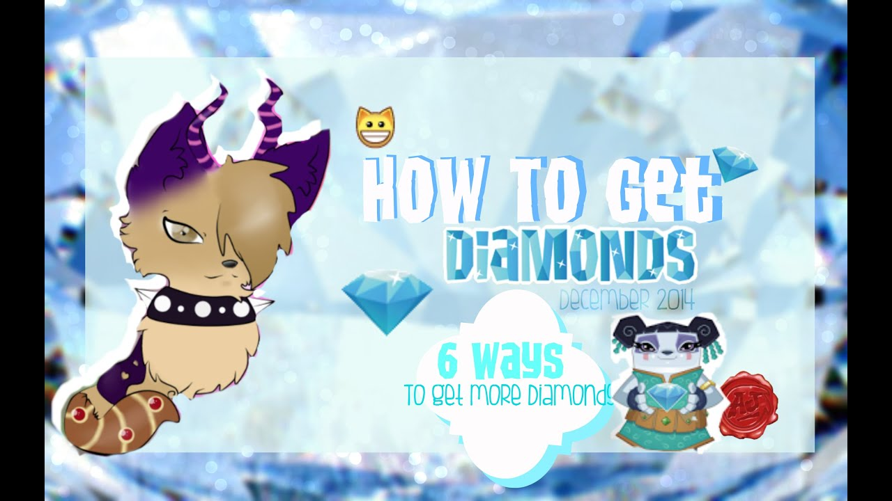 How to Get Animal Jam Diamonds - Free Codes for AJ