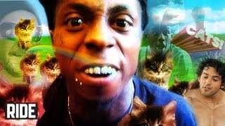 Auto-Tuned: Lil Wayne, P-Rod, Bam Margera, Tyler The Creator and More! - Warm Apple Pie