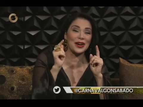 Astrid Carolina: No he vuelto a la Tv porque me exigieron que dejara el teatro