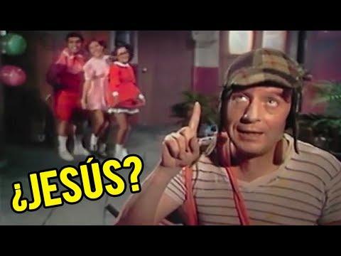 El Chavo del 8 hablando sobre JESÚS | CURIOSIDADES | DIOS | CRONOS FILMS TV
