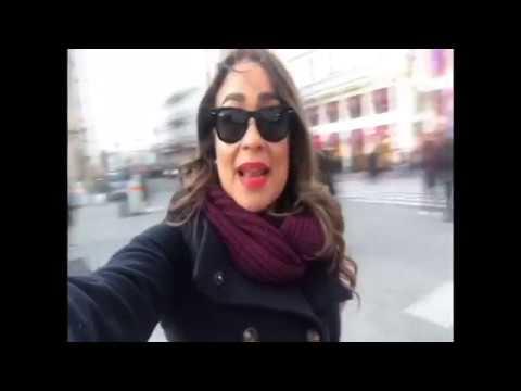 Hely Medina vacaciones en Viena la capital de Austria