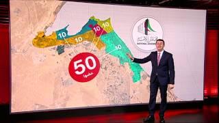 الكويت: تركيبة مجلس الأمة والقوانين التي تحكم عملية الاقتراع