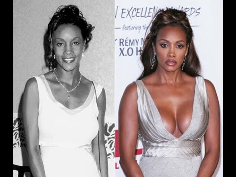 Vivica A. Fox's Plastic Surgery Procedures Keep Her Looking Good