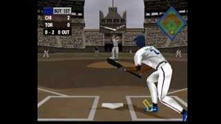 triple play 98 ps1 gameplay with cheats