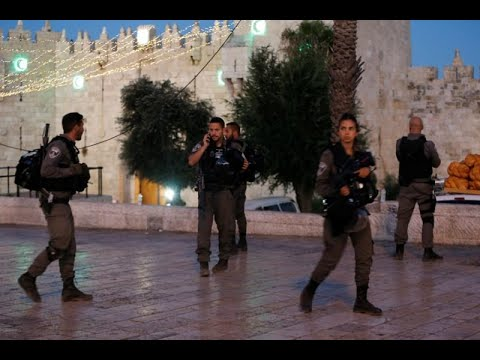 Palestinian militant groups deny Islamic State claim of Jerusalem attack