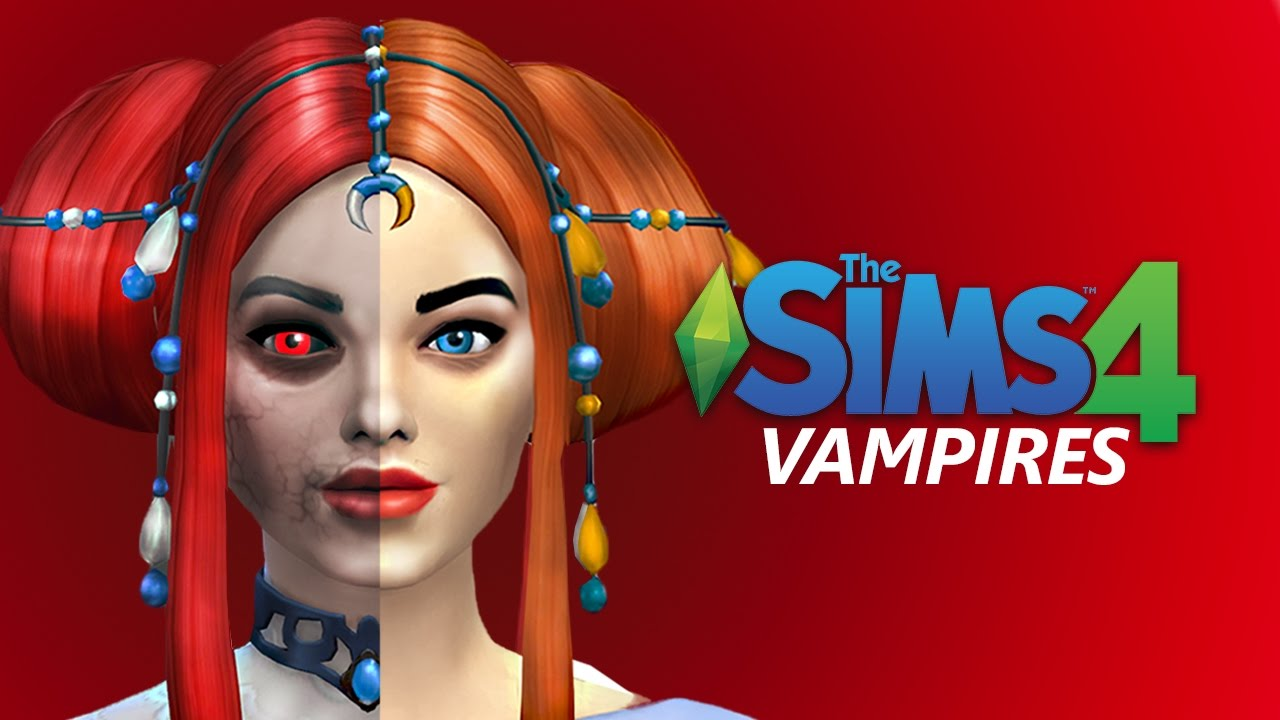the sims 4 how to become a vampire toddler