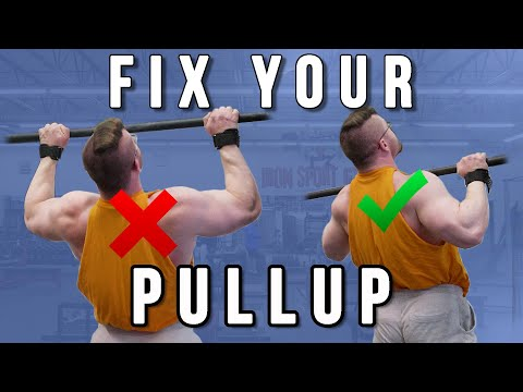 9 Pullup Mistakes and How to Fix Them