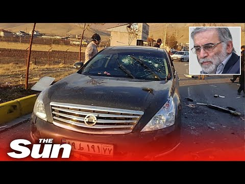 Iran Vows To 'strike Like Thunder' As 'nuclear Mastermind' Assassinated