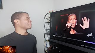 Celine Dion - 2019 Aretha Franklin Tribute A Change Is Gonna Come (REACTION)