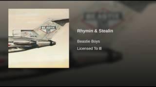 Rhymin & Stealin