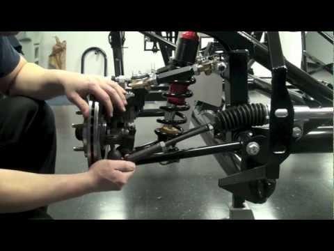 Factory Five Mk4 Build Episode 4: Steering System