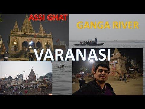 Ganga Ghat Varanasi Vlog #gangaghat #ghat #gangariver #ganganadi #banaras #varanasi