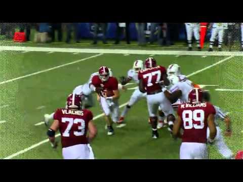 SEC Championship Game 2009 - Alabama vs Florida