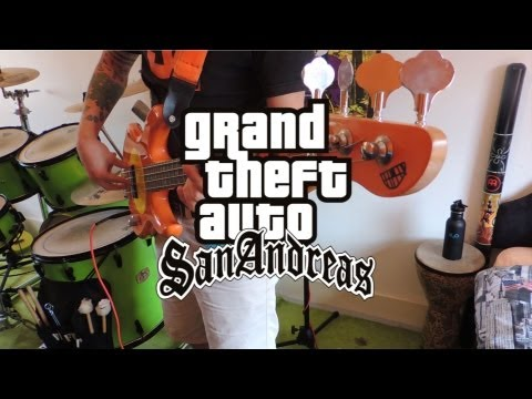 GTA San Andreas Theme Song  All Instruments