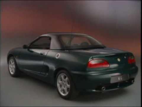 MGF K-Series Engine Promotional Video