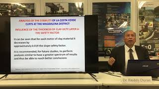 OSV lecture on 2020.3.4 by Dr Freddy Duran C : Part 2