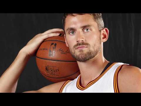 Love poems to Cleveland Cavaliers heartthrob Kevin Love to celebrate Valentine's Day (video)