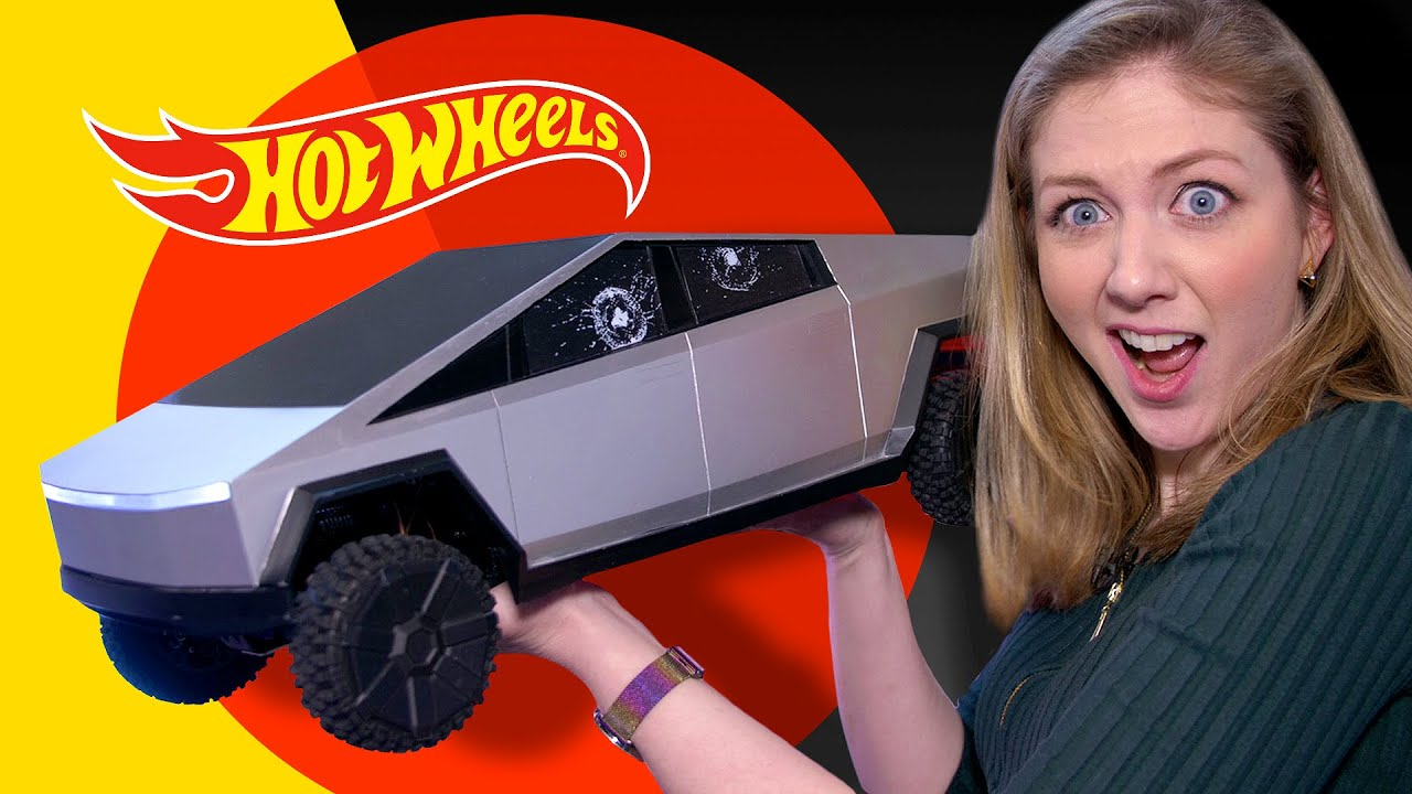 Tesla Cybertruck is now a $400 Toy