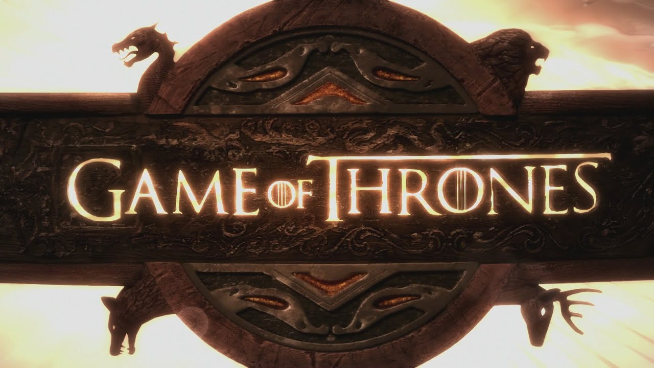 Game Of Thrones Logos