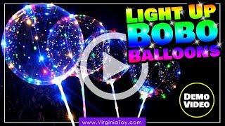 Bobo Balloons from VTN!