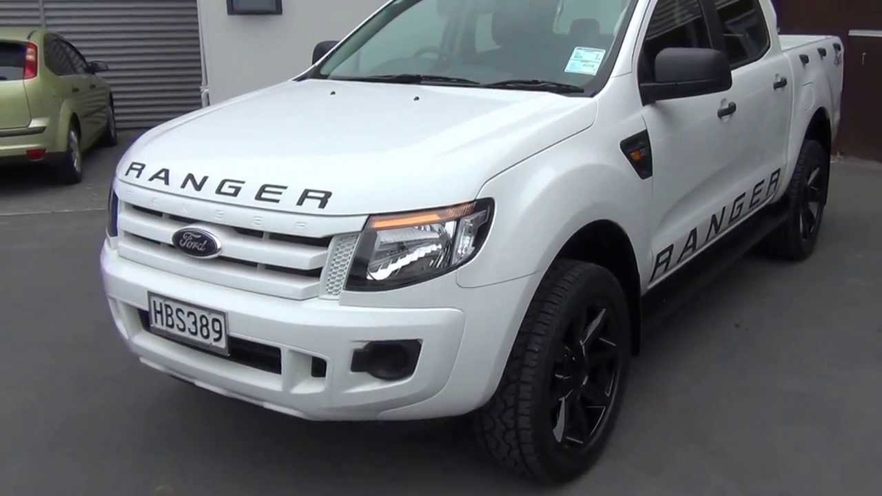 Ford Ranger XL SVP2013  Ford Video Reviews  THF Christchurch