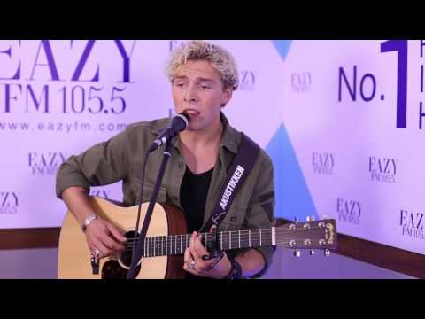 To Me ft  Boyd Kosiyabong Acoustic - Christopher | Eazy FM