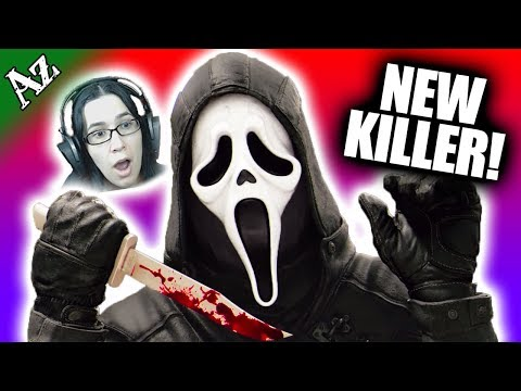 GHOST FACE on PTB!! ????  Dead by Daylight ????