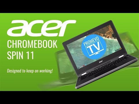 Chromebook Review: Acer Spin 11 - First look and GIVEAWAY!