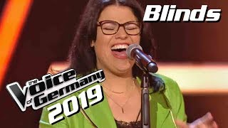 Lady Gaga - I'll Never Love Again (Sabina Noronha) | The Voice Of Germany 2019 | Blinds