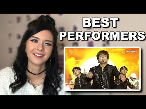 BTS - Save ME + I'm Fine + IDOL (2018 MGA) Reaction // ItsGeorginaOkay