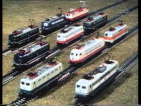 Eisenbahnromantik 80 - Komm spiel mit mir - Mit Diesel, Dampf und Strom