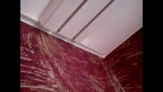 # Натяжные потолки,потолочный карниз для натяжных потолков видео.(Можно ли установить потолочный карниз в натяжной потолок, да можно. Наш телефон 89023619121.Наш сайт http://xn--80aafeahchtt..., 2015-04-11T15:11:37.000Z)