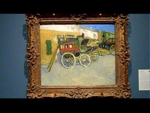 Van Gogh &  Monet in Princeton University Art Museum