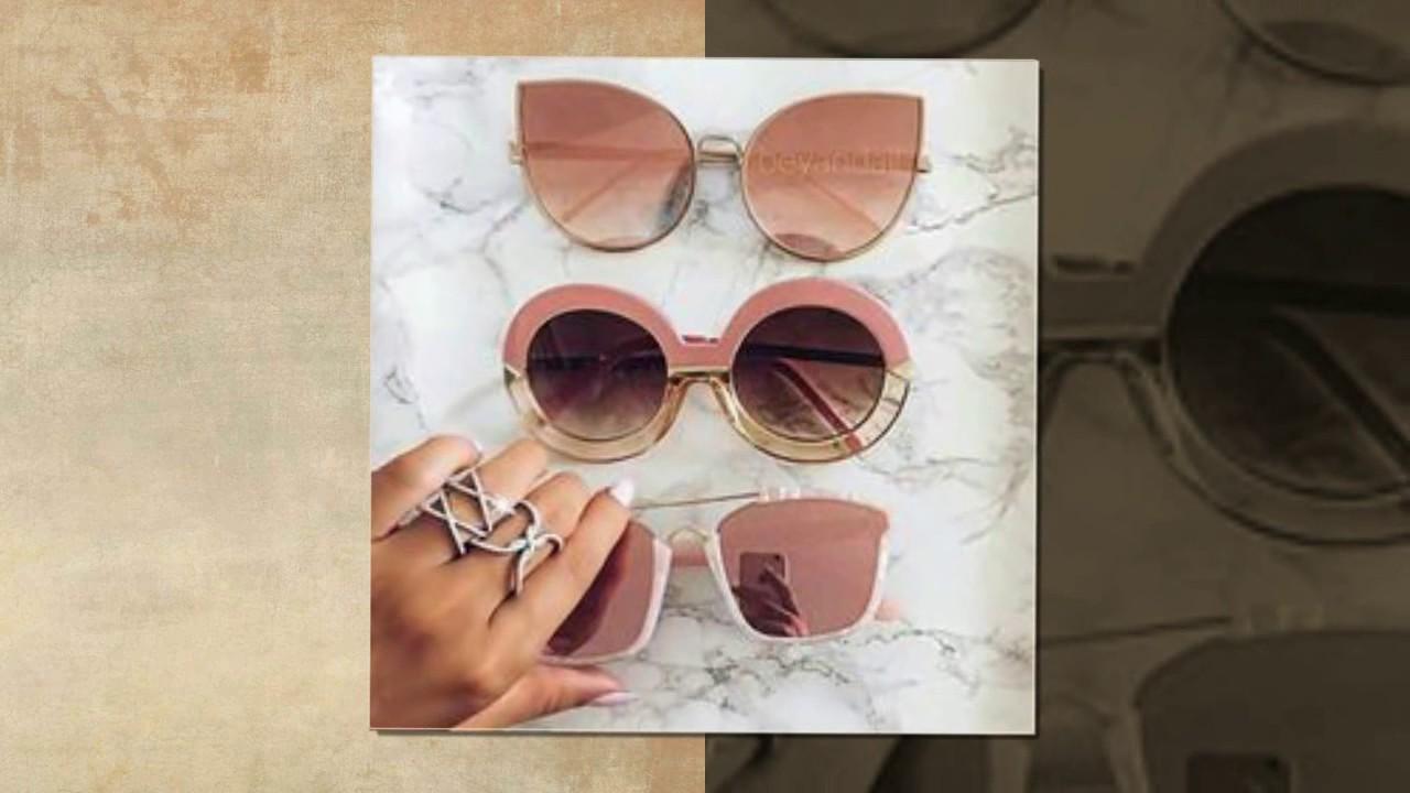 a157c12ab احدث موديلات النظارات الشمسية النسائية 2017 | Women's Sunglasses | #7