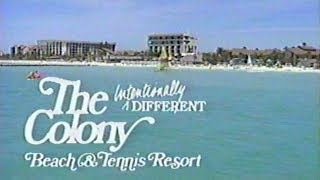 Download lagu The Colony Beach & Tennis Resort 1988 Promo
