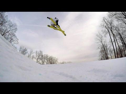 2016-2017 问号滑雪封板作品丨Snowboard Freestyle Compilation