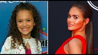 Madison Pettis' Stunning Transformation
