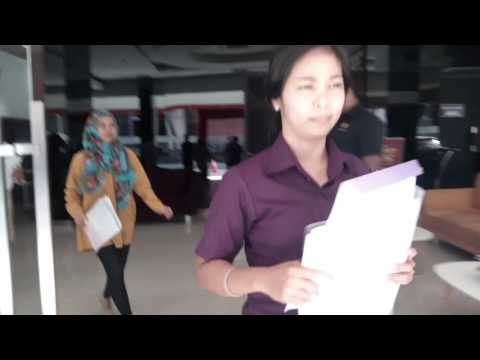 FIRE EVACUATION DRILL QUEST HOTEL BALIKPAPAN