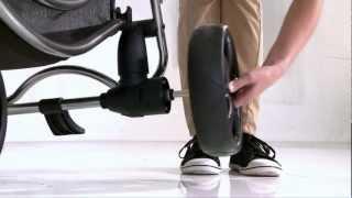 iCandy strawberry stroller