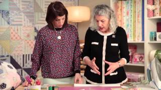 English Paper-Piecing with Marianne Fons, Part I