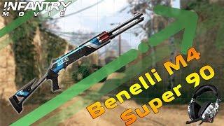 WarFace Наградной Benelli M4 Super 90