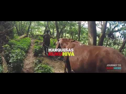 Travel in Marquesas Island/ Nuku Hiva Stories/Dicovering Islands